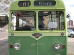 Ten things to celebrate about Swindon. No 2: Arts and Culture – The poetry bus 2012