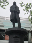 Ten things to celebrate about Swindon. No 4: The sculptures. C: 'Isambard Kingdom Brunel'