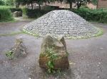 Public art/sculpture Toothill