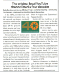 Link magazine -Swindon Viewpoint