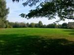 View across Kiln Park towards West Swindon centre