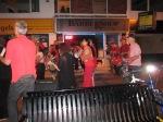 Samba group performing