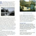 Flyer section Richard Jefferies msueum, Swindon
