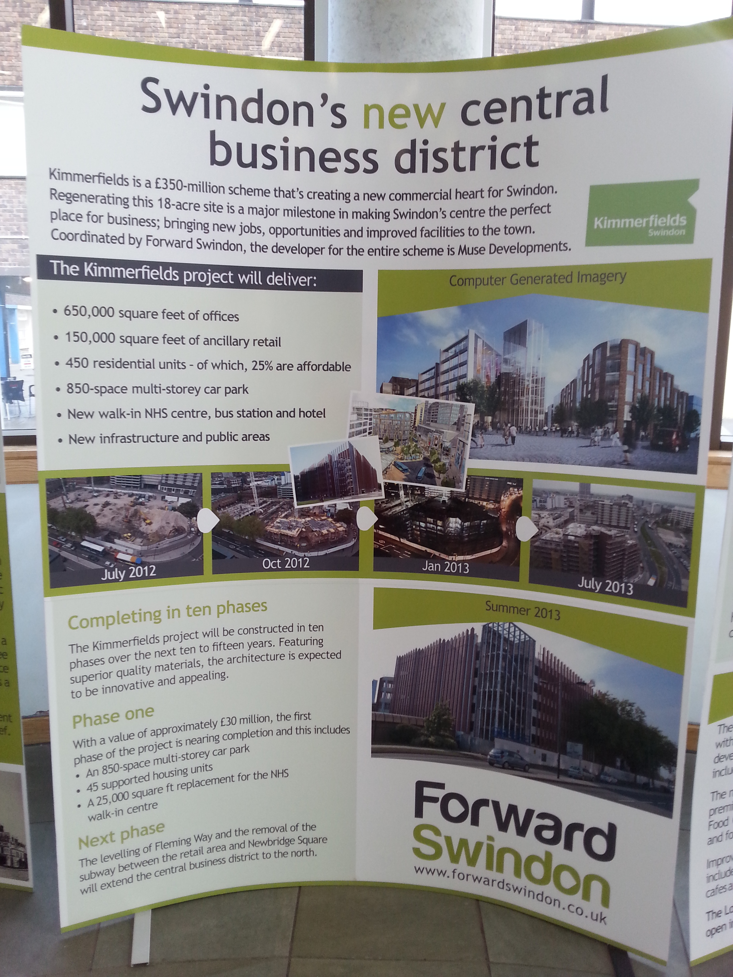Foyer House Swindon : Forward swindon looking to a new born