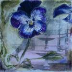 Sketch by Caroline Day inspired by the Town Garden