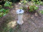 Sundial RJ museum garden