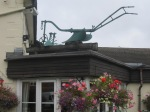 The plough on the Rat Trap