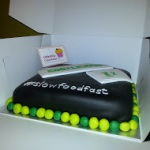 Eggelicious cake #slowfoodfast