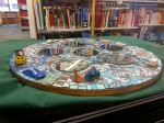 Mosaic Magic Roundabout