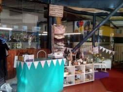 Bunny Pumpkin shop interior