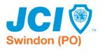 a logo for JCI Swindon