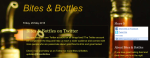 Bites and Bottles blog - picture from website