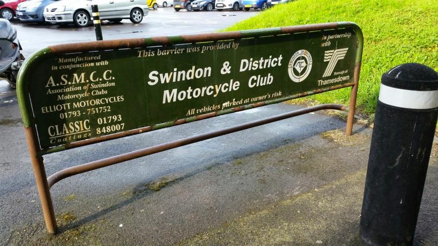 A bit of retro signage