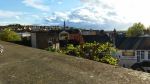 view from Wyvern roof
